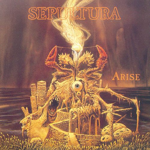 Arise (Reissue) by Sepultura