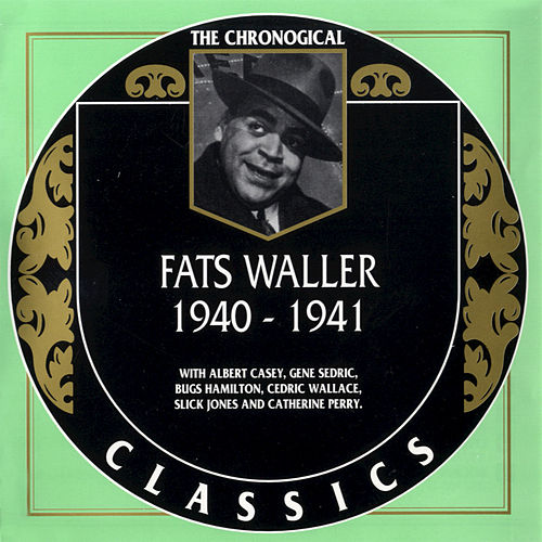 1940-1941 by Fats Waller