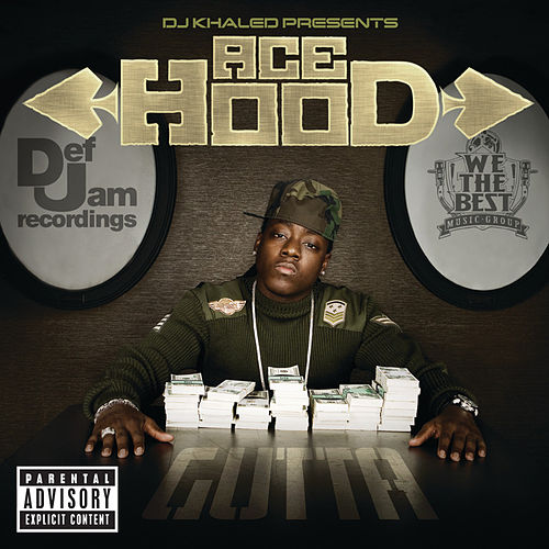DJ Khaled Presents Ace Hood Gutta (Exclusive Edition (Explicit)) by Ace Hood