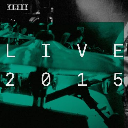 Live 2015 de Cinerama