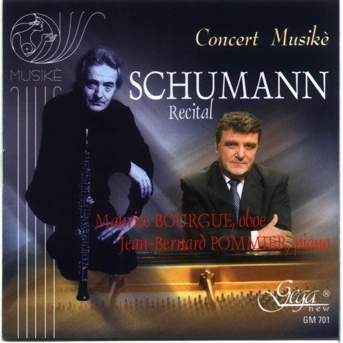 Schumann Recital de Jean-Bernard Pommier