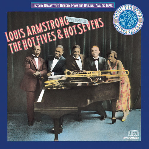 The Hot Fives And Hot Sevens - Volume II de Louis Armstrong