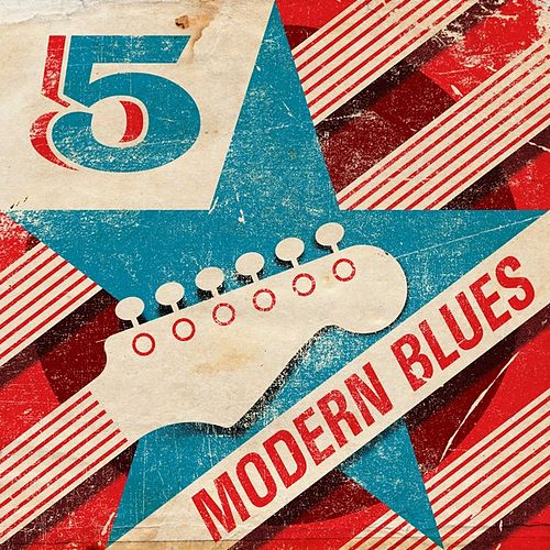 Five Star Modern Blues di Various Artists