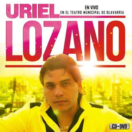 En Vivo en El Teatro Municipal de Olavarría de Uriel Lozano