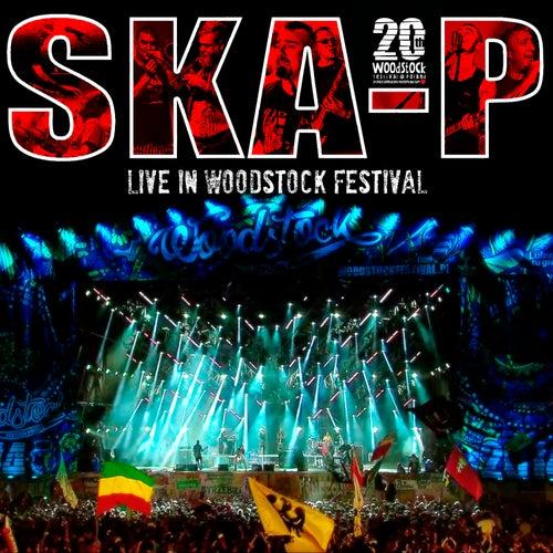 Live In Woodstock Festival (En Directo) de Ska-P