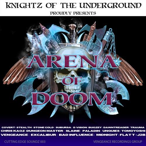 Arena Of Doom de Various Artists