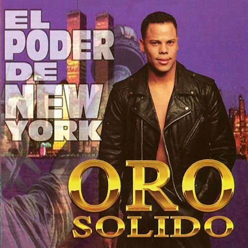 El Poder de New York de Oro Solido