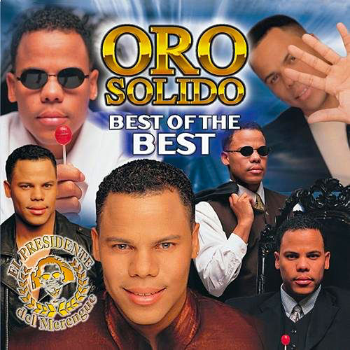 Best Of The Best de Oro Solido