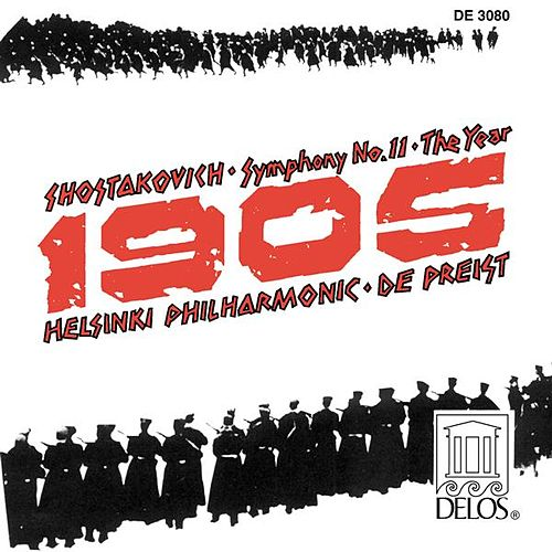 SHOSTAKOVICH, D.: Symphony No. 11,