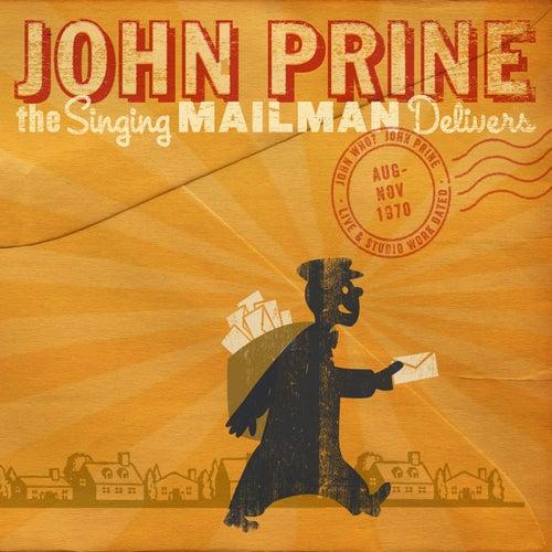 The Singing Mailman Delivers von John Prine
