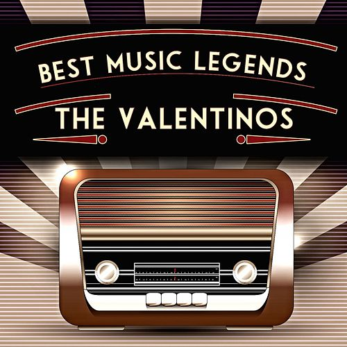 Best Music Legends von The Valentinos