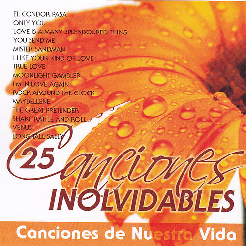 25 Canciones Inolvidables by Various Artists