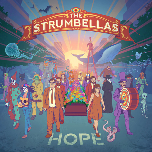 Hope von The Strumbellas