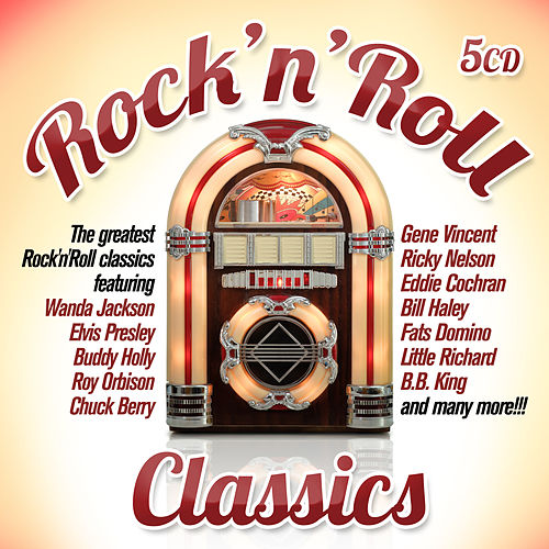 Rock'n'Roll Classics by Various Artists