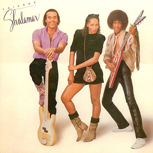Friends / Go For It von Shalamar