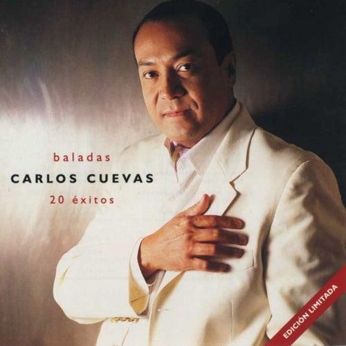 Baladas by Carlos Cuevas