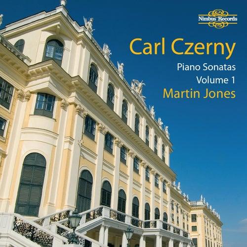 Czerny: Piano Sonatas, Vol. 1 by Martin Jones