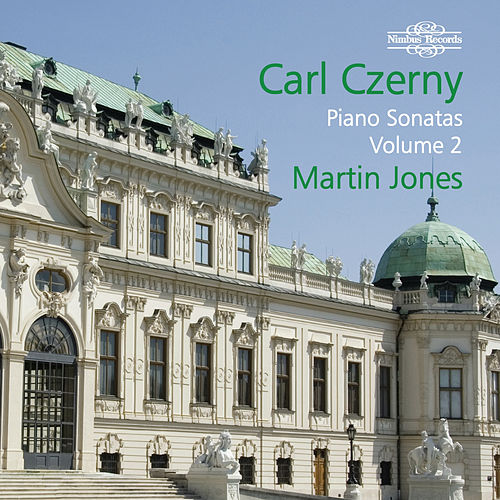 Czerny: Piano Sonatas, Vol. 2 by Martin Jones