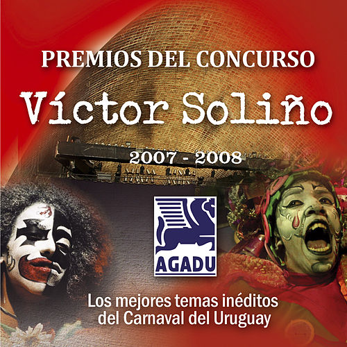 Premios Victor Soliño 2007 - 2008 de Various Artists