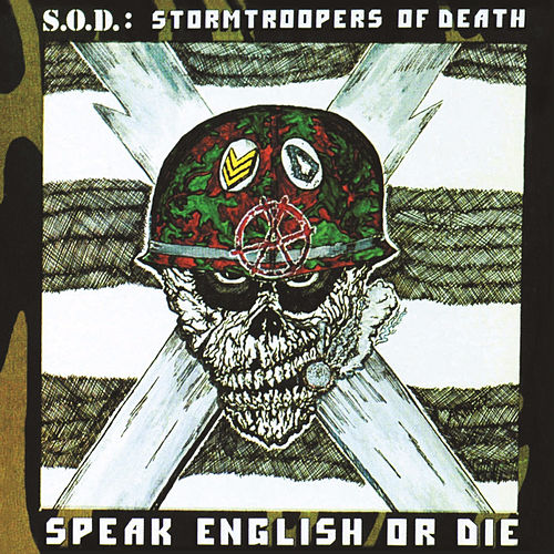 Speak English or Die (30th Anniversary Edition) de S.O.D.