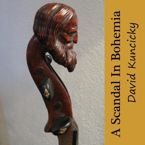 A Scandal in Bohemia de David Kuncicky