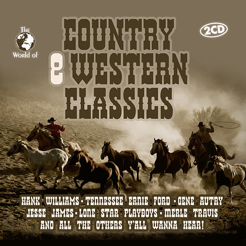 Country & Western Classic de Various Artists