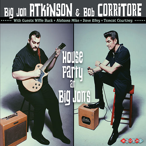 House Party at Big Jon's de Bob Corritore