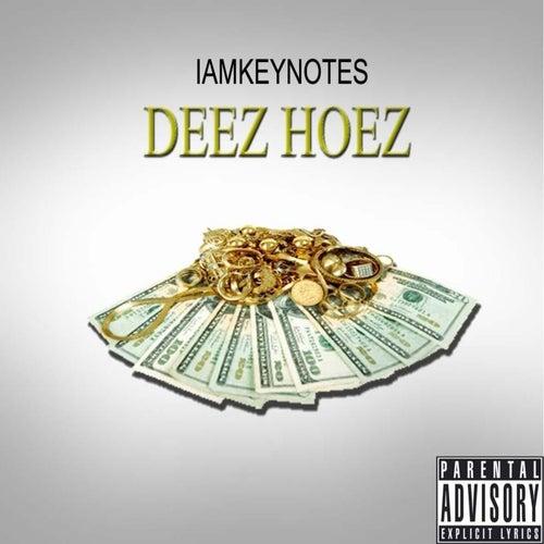 Deez Hoez  (Prod By StuppiddGeniouzz) by Iamkeynotes