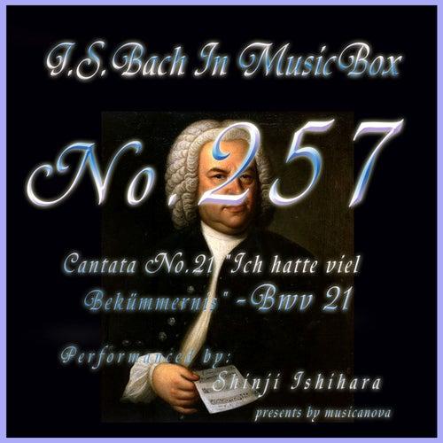 Cantata No. 21, 'Ich hatte viel Bekummernis' - BWV 21 de Shinji Ishihara