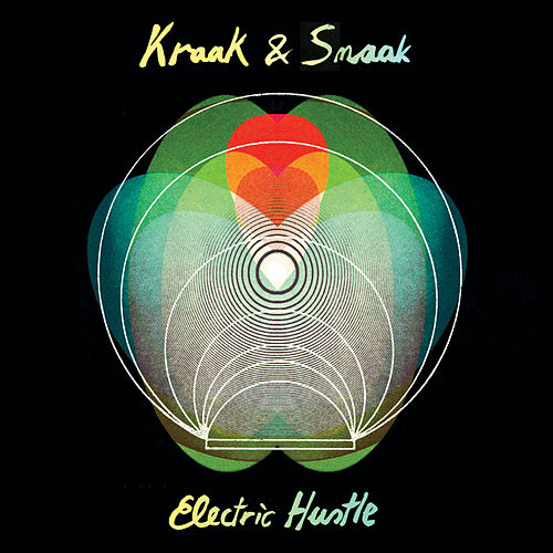 Electric Hustle von Kraak & Smaak