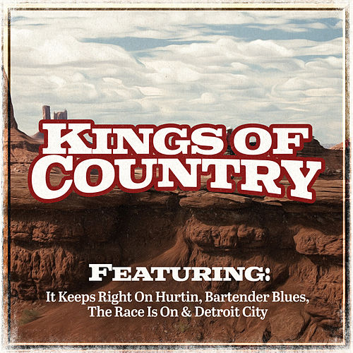 Kings of Country by Various Artists