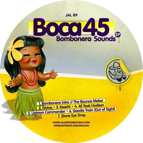 Bombonera Sounds di Boca45