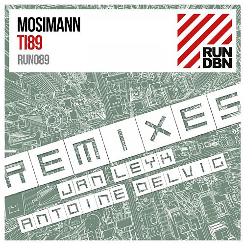 Ti89 (Remixes) von Mosimann