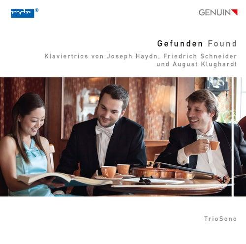 Found: Piano Trios by Haydn, Schneider & Klughardt von TrioSono