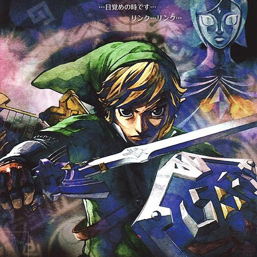 Legend of Zelda Skyward Sword Instrumental by Monsalve