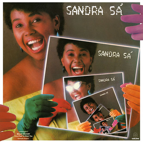 Sandra de Sá (1984) de Sandra De Sá