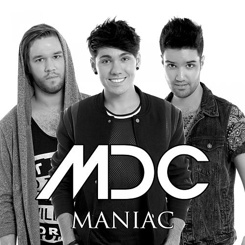 Maniac by MDC