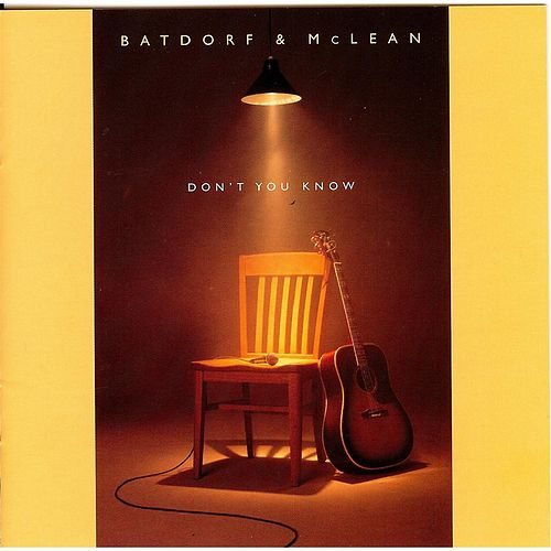 Don't You Know by John Batdorf