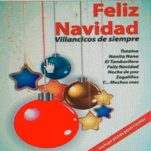 Villancico Feliz Navidad A Todos.Feliz Navidad Villancicos De Siempre Colmusica De Los