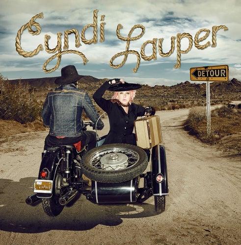 Misty Blue by Cyndi Lauper