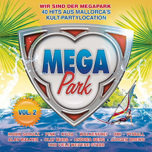 Megapark, Vol. 2 von Various Artists