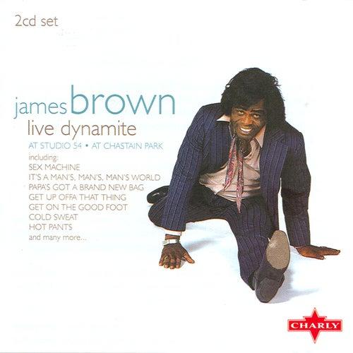Live Dynamite de James Brown