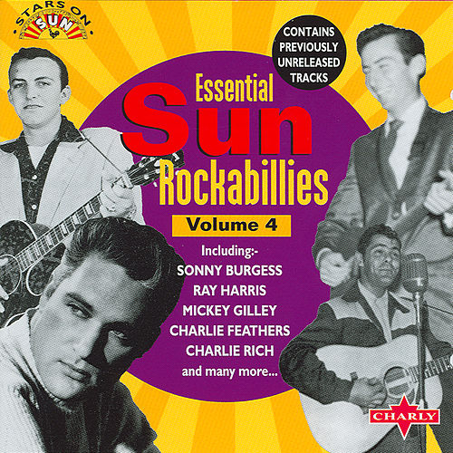 Essential Sun Rockabillies, Vol.4 de Various Artists