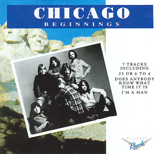 Beginnings (Live) de Chicago