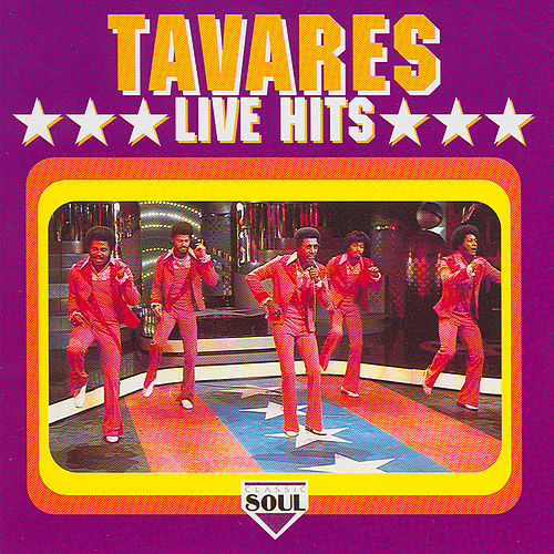 Live Hits de Tavares