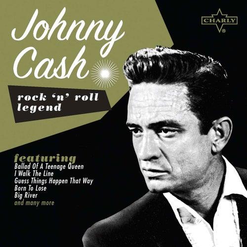 Rock 'N' Roll Legend: Johnny Cash de Johnny Cash