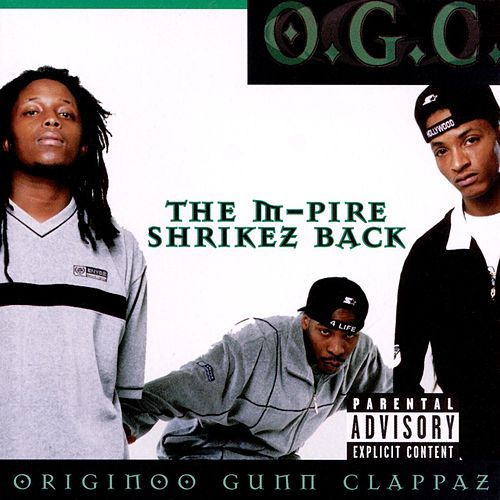 The M-Pire Shrikez Back de O.G.C.