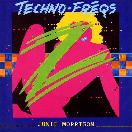 Techno-Freqs - EP by Junie Morrison