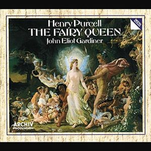 Purcell: The Fairy Queen by English Baroque Soloists