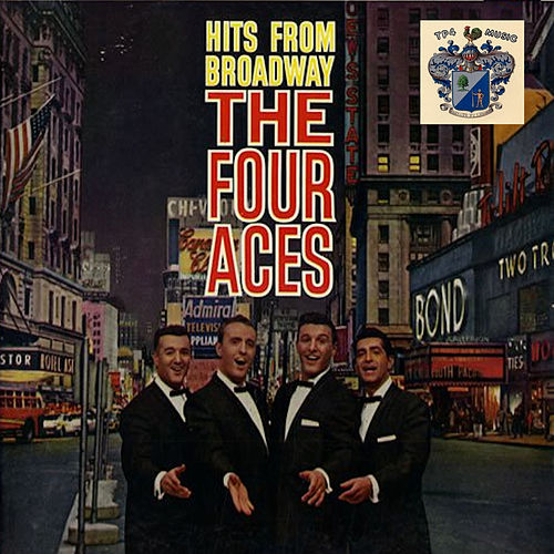 Hits from Broadway by Four Aces